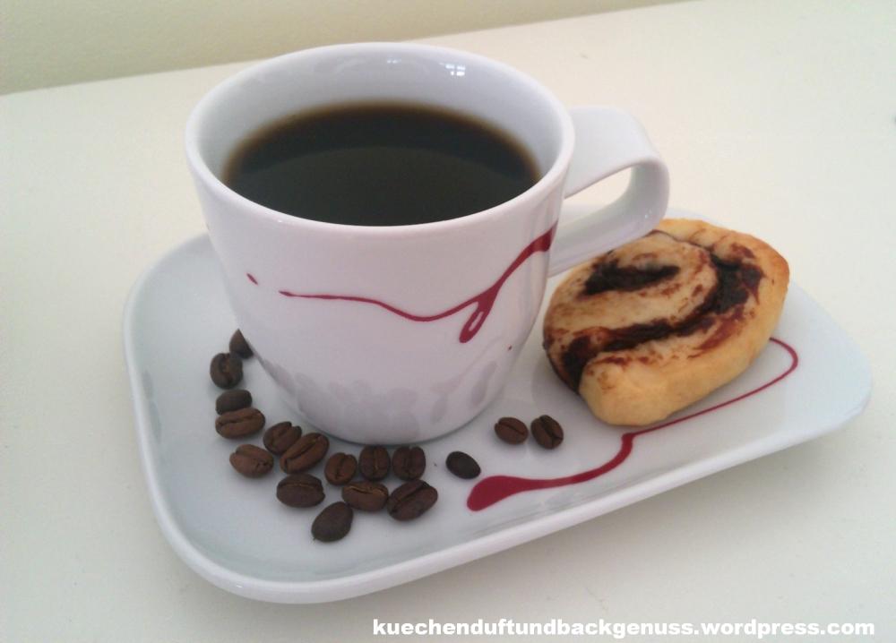 Kaffeetrinken_Puddingschnecken_Schokolade